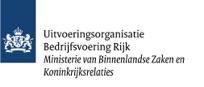 Uitvoeringsorganisatie Bedrijfsvoering Rijk logo