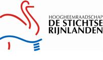 logo van Hoogheemraadschap Stichtse Rijnlanden