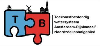 logo van Toekomstbestendig watersysteem Amsterdam-Rijnkanaal/Noordzeekanaalgebied
